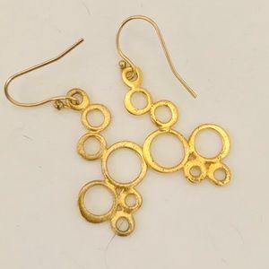 Artisan Gold Earrings
